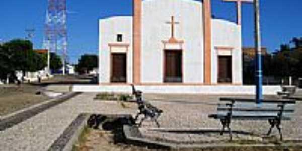 Igreja de N.Sra.Auxiliadora-Foto:Francisco Edson Mend…