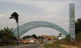 Ibiapina - Ibiapina - CE - Portal de Entrada da cidade  por Ivo Dias