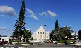 Ibiapina - Igreja Matriz de Ibiapina - CE por Othon Farias