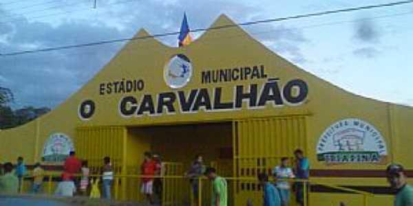 Estádio Carvalhão - por jarbasfg