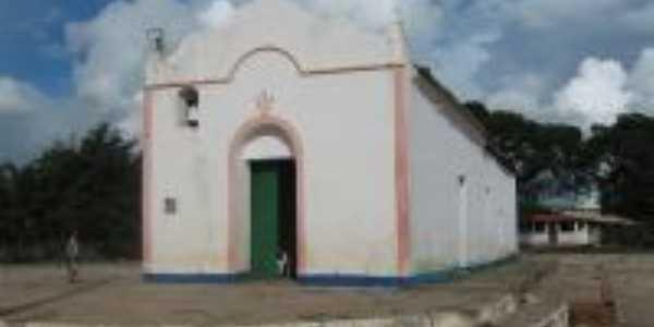 Igreja do distrito Ibiapinense Santo Antonio de Pindoba, Por Auricelio Ferreira
