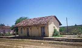Ibicuã - Estação Ferroviária de Ibicuã-Foto:EDNAMARTINIANO