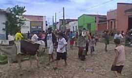 Ibicuã - Festa dos Caretas em Ibicuã-Foto:EDNAMARTINIANO2