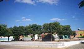 Ibicuã - Praça de Ibicuã-Foto:EDNAMARTINIANO