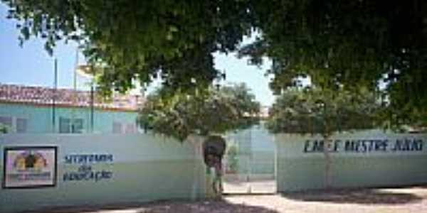 Escola Municipal Mestre Júlio em Ibicuã-Foto:EDNAMARTINIANO