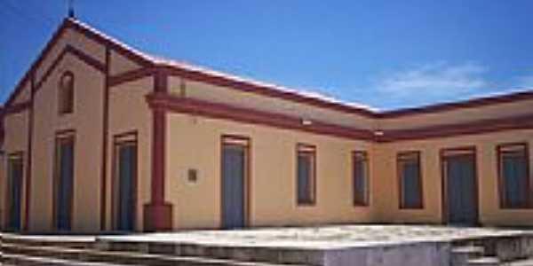 Igreja Católica de Ibicuã-Foto:EDNAMARTINIANO