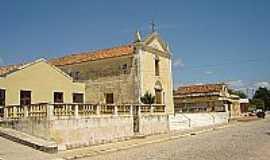 Ibicuitaba - Igreja Ibicuitaba restaurada-Foto:Rodrigo Maia