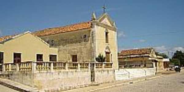 Igreja Ibicuitaba restaurada-Foto:Rodrigo Maia