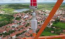 Ibicuitinga - Vista aérea de Ibicuitinga-CE-Foto:Claudio Monteiro-postada porleandhm