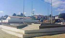 Iborepi - Iborepi-CE-Praça do Distrito-Foto:blogdopaulosergiodecarvalho.