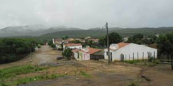 Ibuaçu-CE-Vista do Distrito-Foto:História de Boa Viagem