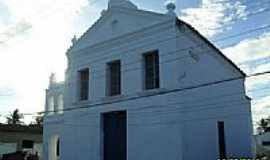 Passo de Camaragibe - Igreja de São Sebastião em Passo de Camaragibe-Foto:Sergio Falcetti