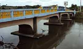 Passo de Camaragibe - Ponte Fernandes Lima,edificada em 1921 em Passo de Camaragibe-Foto:Henrique de BORBA