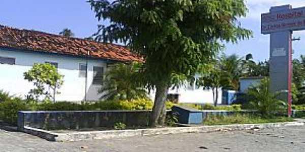 Passo de Camaragibe-AL-Hospital Dr.Carlos Gomes de Barros-Foto:jerry.jsantos