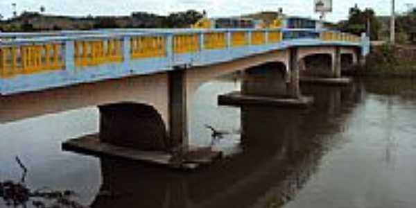 Ponte Fernandes Lima,edificada em 1921 em Passo de Camaragibe-Foto:Henrique de BORBA