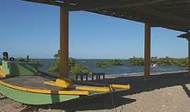 Icapuí - Icapuí-CE-Bonita imagem da praia-Foto:nimra mhad