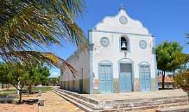 Icapuí - Icapuí-CE-Igreja no Distrito de Melancias-Foto:João Henrique Rosa