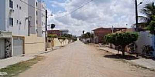 Icaraí-CE-Rua Caubi-Foto:andre pimentel
