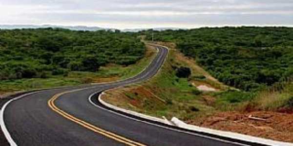 Estrada de Icó a Icozinho - CE