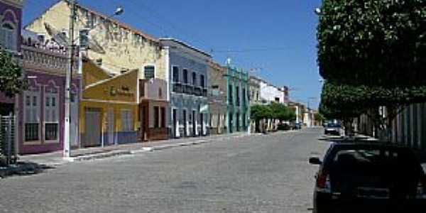Icó-CE-Casario no centro-Foto:THIAGO13SS