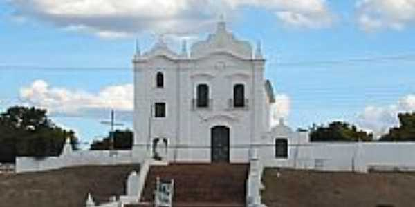 Ic�-CE-Igreja de N.Sra.da Concei��o-Foto:RICARDO SABADIA