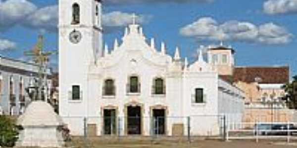 Ic�-CE-Igreja de N.Sra.da Expecta��o-Foto:RICARDO SABADIA