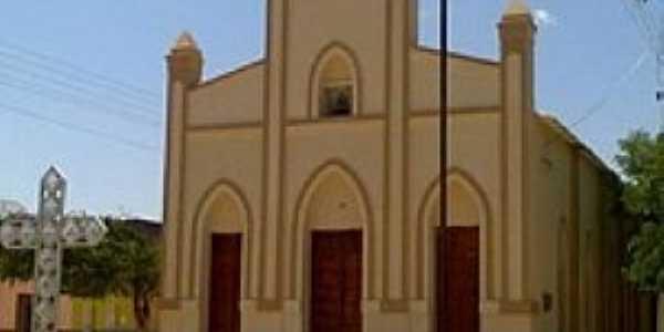 Igaroi-CE-Igreja Matriz-Foto:Facebook
