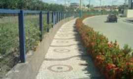 Iguatu - Passarela de pedestres, Por Jorge Ney