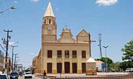 Iguatu - Igreja Matriz de Sant�Ana em Iguatu-CE-Foto:RICARDO SABADIA