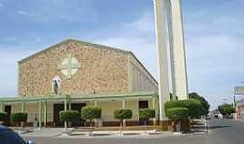 Iguatu - Iguatu-CE-Igreja de N.Sra.do Perp�tuo Socorro-Foto:jose moreira silva Moreira