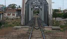 Iguatu - Iguatu-CE-Ponte Ferrovi�ria-Foto:Charles Northrup
