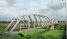 Iguatu - Iguatu-CE-Ponte sobre o Rio Jaguaribe-Foto:jose moreira silva Moreira