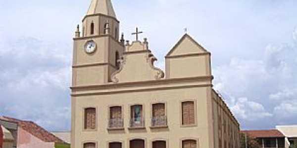 Iguatu-CE-Antiga Catedral de Santana-Foto:Vicente A. Queiroz