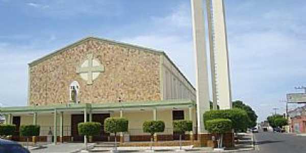 Iguatu-CE-Igreja de N.Sra.do Perpétuo Socorro-Foto:jose moreira silva Moreira