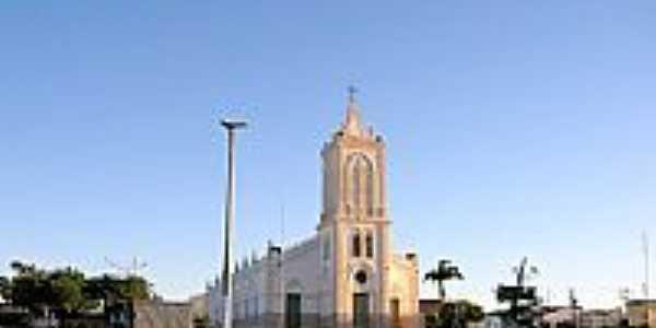 Patamar da Igreja Matriz de Independência, por Pacelli.