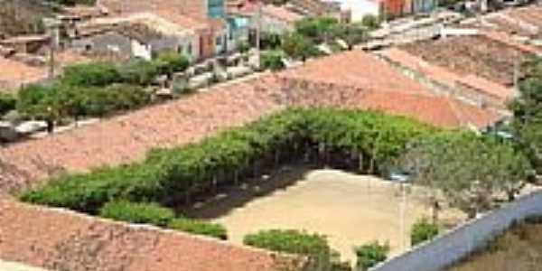 Campo na Escola Pe.Cícero-Foto:Danilo Sobreira Când…