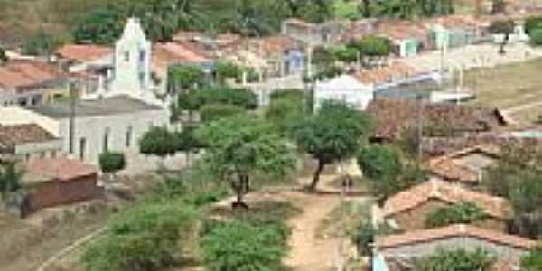 Vista da Igreja e da Estação-Foto:Danilo Sobreira Când…