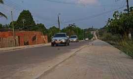 Porto Acre - Rodovia em Porto Acre AC