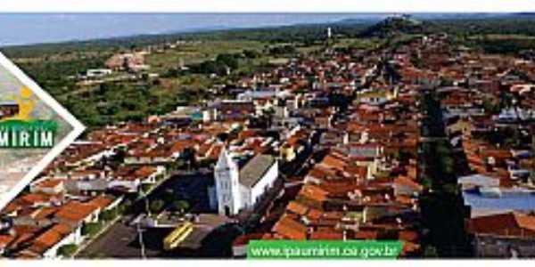 Imagens da cidade de Ipaumirim - CE