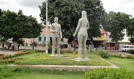 Ipu - Praça de Iracema