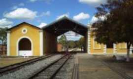 Ipu - Estação -  Por Luiz Carlos Timbó