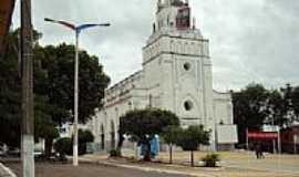 Ipu - Igreja de São Sebastião-Foto:Zemakila