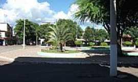 Ipu - Praça da Matriz-Foto:Zemakila