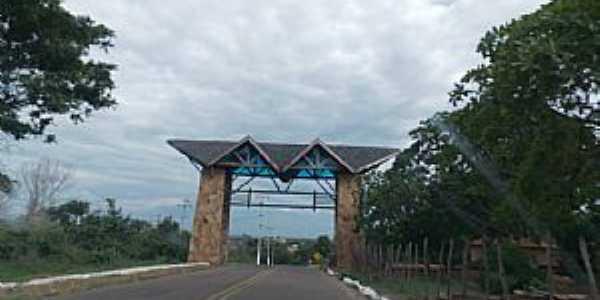 Portal da Bica do Ipu - CE