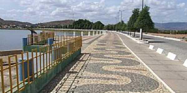Ipueiras-CE-Açude da Cadeia-Foto:Claudio Oliveira Lima