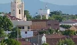 Iracema - Vista da torre da Igreja em Iracema-Foto:klebes