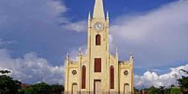 Igreja Matriz-Foto:claudivanbessa