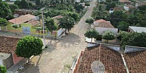 Irajá-CE-Avenida central-Foto:J. P. Mesquita