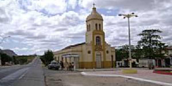 Igreja de São Miguel por heraldomedeiros