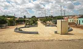 Itaguá - Itaguá-CE-Praça do Povoado-Foto:WILLIAM ALENCAR
